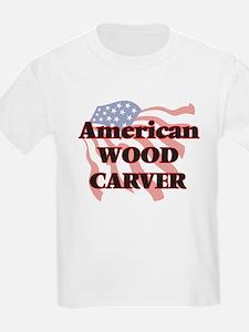 American Wood Carver T-Shirt