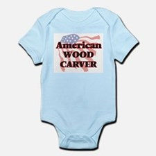 American Wood Carver Body Suit