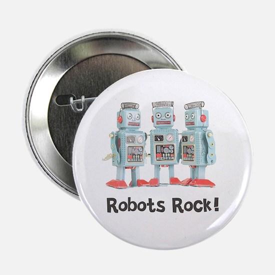 Robots Rock! Button