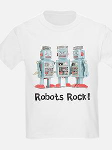 Robots Rock! T-Shirt