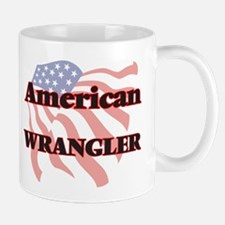 American Wrangler Mugs