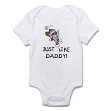 Monkey See Monkey Do Infant Bodysuit