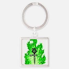 Gonzo Green Keychains