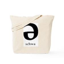 Schwa Tote Bag