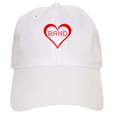 Band Hearts Cap