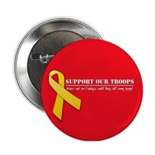Red Friday's:Support Our Troo Button