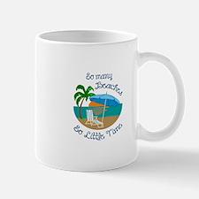 So Many Beaches Mugs