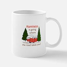 Where Road Takes You Mugs