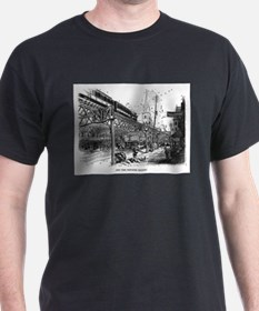 Funny Ny subway T-Shirt