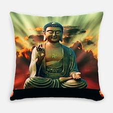 Cute Religion beliefs Everyday Pillow