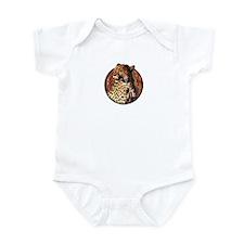 Cheetah 01 Infant Bodysuit