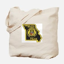 Kansas City Police Tote Bag