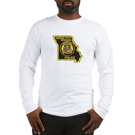 Kansas City Police Long Sleeve T-Shirt