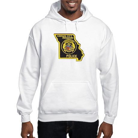 Kansas City Police Hooded Sweatshirt