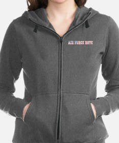 Unique Air force rotc Women's Zip Hoodie