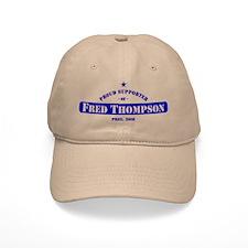 Fred Thompson Gym Logo Baseball Cap