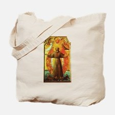 Ecstasy of Saint Francis Tote Bag