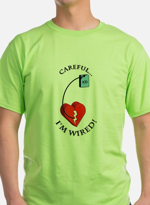 Cute Heart health T-Shirt