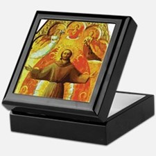 Ecstasy of Saint Francis Keepsake Box