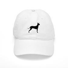 Xoloitzcuintli Profile Baseball Cap