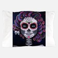 Sugar Skull Candy 2 Pillow Case