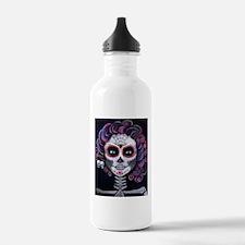Sugar Skull Candy 2 Water Bottle