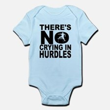 There's No Crying In Hurdles Body Suit