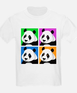 Cool Panda bear T-Shirt