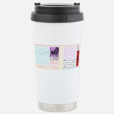 Cute Lion witch wardrobe Travel Mug