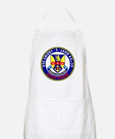 USS Emory S. Land (AS 39) BBQ Apron