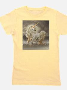 Unique Unicorns Girl's Tee