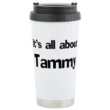 Unique Tammy Travel Mug