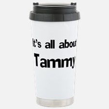 Funny All about Travel Mug