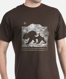 Califckingfornia /// Men's T-Shirt