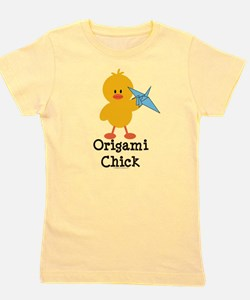 Unique Crafty chick Girl's Tee