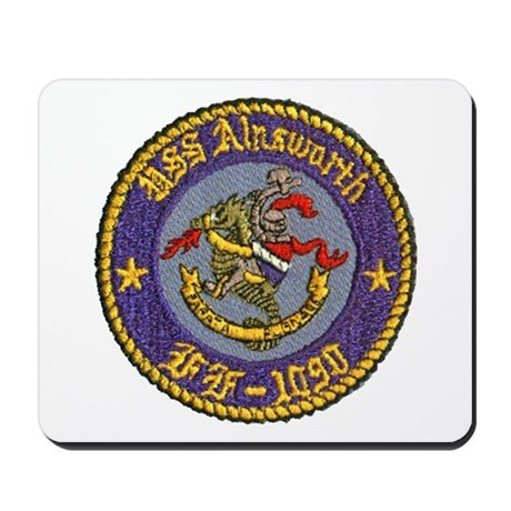 USS AINSWORTH Mousepad
