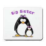 Big Sister penguin Mousepad