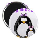 Big Sister penguin Magnet
