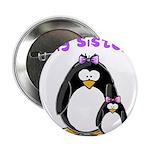 Big Sister penguin Button