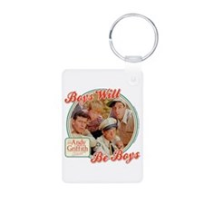 Boys Will Be Boys Keychains