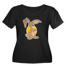 Goofy Long Eared Rabbit T
