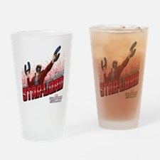 GOTG Star-Lord Guns Drinking Glass