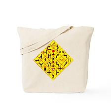 Sign Tote Bag