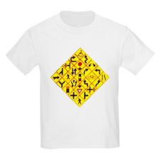 Signs Kids T-Shirt