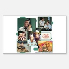 Andy Griffith Collage Decal