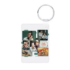 Andy Griffith Collage Keychains