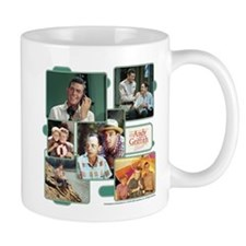 Andy Griffith Collage Small Mug