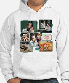 Andy Griffith Collage Hoodie