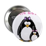 Little Sister penguin Button