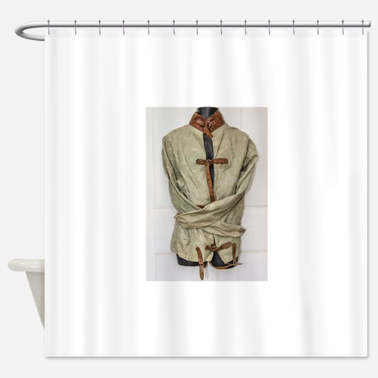Cute Jacket Shower Curtain